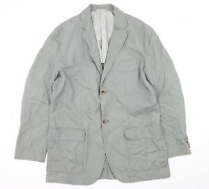 Uniqlo Mens Green   Jacket Blazer Size L