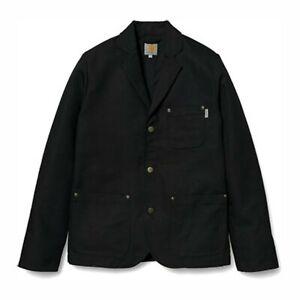 Carhartt WIP Dock Blazer, Black Rigid, S