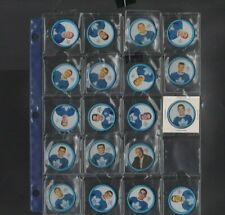1962 Shirrif Coins Hockey Nr Complete Hi-Grade Set Mint (MJCards)