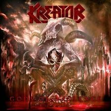 KREATOR Gods of Violence CD + DVD