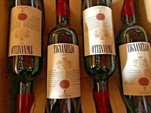 Tignanello ANTINORI 2017 0,375 L Mezza Bottiglia toscana IGT