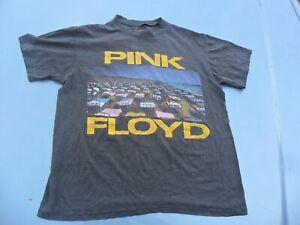 PINK FLOYD / 1987 World Tour Tee Shirt / Original / Used /