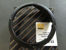 Nikon Bayonet HB-23 Lens Hood MADE IN JAPAN