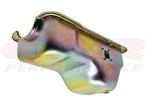 STEEL 1981-87 FORD 351W 5.8L E-F-100-150-250-350 OIL PAN - ZINC
