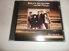 CD  Bruce Hornsby & The Range - The Way It Is