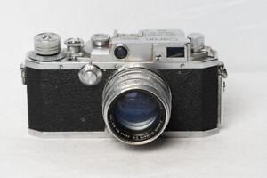 Canon RF IIF mit f1.8/50mm Rangefinder Kamera 1953 - #93797