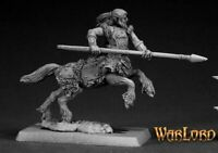 1 x CENTAUR WARRIOR - WARLORD REAPER figurine miniature rpg male lance 14489