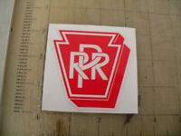 "Vintage Railroad Pennsylvania sticker decal 3"""