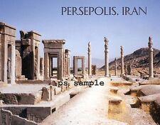 Iran - PERSEPOLIS - Travel Souvenir Flexible Fridge Magnet