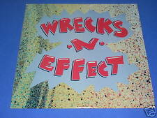 "Wrecks N Effect ""Wrecks N Effect"" Vinyl LP VG+ Condition"