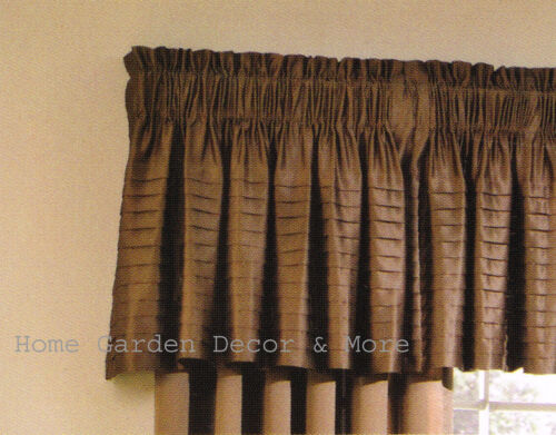 Catalog Brown Valance Travelbon.us