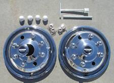 "19.5"" GMC 4500 5500 Dually Wheel Simulators FRONTS OTL"