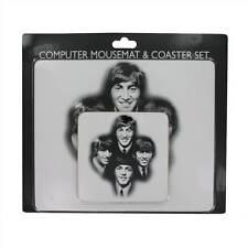The Beatles Design Tapis De Souris Ordinateur Et Ensemble Sous-verre Cadeau
