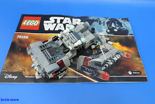 LEGO® Star Wars aus SET 75166 First Order Transport Speeder  / ohne Figuren