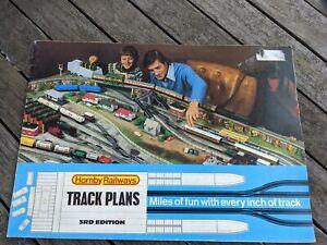 Hornby Railways Track Plans Catalogue 3rd Edition