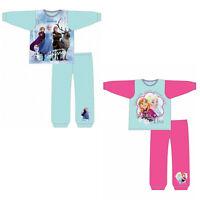 Girls Baby Disney Frozen 2 Pyjamas Top & Long Bottoms Set Age 18-24 Months