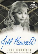 Outer Limits Premiere Jill Haworth as Cathy Evans A15 Auto Card