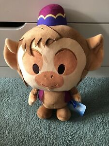 Disney Abu Plush Toy 29cm - Aladdin