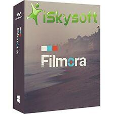 Filmora Video Editor iSkysoft MAC lifetime ESD Download-29,99 € statt 59,99 €