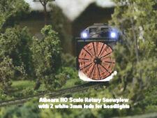 10 WHITE 3MM LEDS FOR HO SCALE HEADLIGHTS