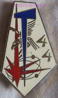 IN17377 - 44° Régiment de Transmissions, chiffres épais, épingle rivetée