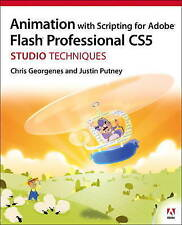 USED (VG) Animation with Scripting for Adobe Flash Professional CS5 Studio Techn