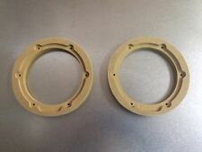 MDF Speaker rings, specific fit for Dynaudio Esotar 430