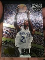 1995-1996 Fleer Metal #167 Kevin Garnett Rookie (NM-MT)