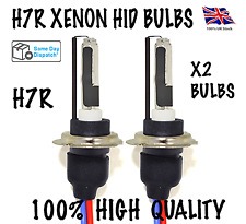 H7R Xenon HID Kit Bombillas 35W metal base Antirreflejo 6000K/8000K Audi Bmw Mercedes
