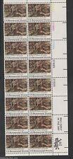 US #1722 1977 13c Plate Number Block of 20 Battle of Oriskany  Bicentennial MNH