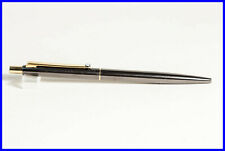 Weapon Steel & Gold - 1980s Design MONTBLANC SL Ball Point Pen