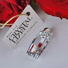 925 STERLING SILVER PENDANT CRYSTALS FROM SWAROVSKI® URBAN CRYSTAL CAL 20mm