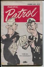 Pacific Patrol Vol. 21 #2-2/1953-Beetle Bailey-Mort Walker-cheesecake-VG