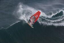 Wind Surfing Sea Ocean Sailing Hd Poster