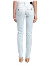 True Religion Women's Cora Mid Rise Straight Flap Pockets in Sunnynook SZ: 25-29