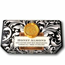 Michel Design Works HONEY ALMOND Shea Butter SOAP Large 246gm Bar
