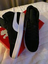 Puma Smash V2 Mid SD Mens Sz 10 Black And White New In Box Free Shipping