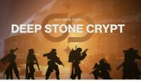 Deep Stone Crypt 3 man PlayStation/xbox Msg for any other recov and price.