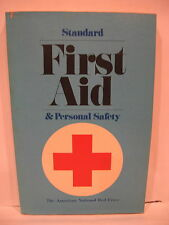 Standard First Aid and Personal Safety (1973, Paperback)