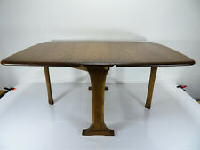 Ercol - Drop Leaf Coffee Table - Golden Dawn - Coffee Side - #820