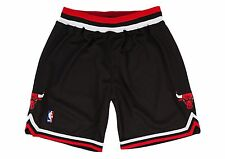 Chicago Bulls Mitchell & Ness Authentic Black 1997-98 Shorts XL