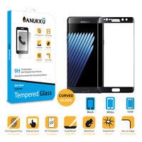 Pellicola Vetro Temperato Anukku Curvo 3D Protettiva Per Samsung Galaxy Note 7
