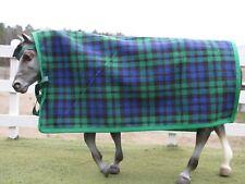 COOLER sheet blanket fits Traditional sized Breyer Peter Stone model horses CM
