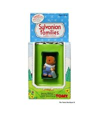 Sylvanian Families Calico Critters Baby Beaver Bucky Waters