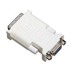 Bulk Lot of 10 x Dell DVI to VGA Adapter Converter 0J8461 DVI Male to VGA