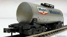 MINITRIX 51 3261 00 DB Kesselwagen Mobiloil Metall Epoche III