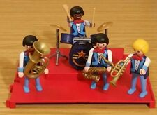 Playmobil Set: 3723 - Romani Circus band