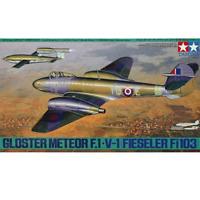 Tamiya 61065 Gloster Meteor F.1 V-1 (Fieseler Fi103) 1/48