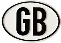 GB England UK Hoch Relief 3D Schild Emblem Großbritannien HR 19155 selbstklebend