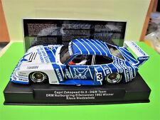 "sideways Racer  1:32  Ford Capri Zakspeed Gr.5  #3  "" D&W Team  ""  Ref. SW56"